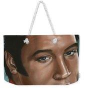 Elvis 24 1968 Weekender Tote Bag