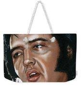 Elvis 24 1975 Weekender Tote Bag