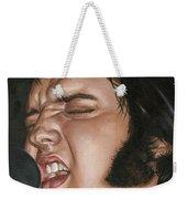 Elvis 24 1977 Weekender Tote Bag