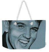 Elvis Is Back Weekender Tote Bag