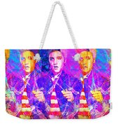 Elvis Presley Jail House Rock 20160520 Horizontal Weekender Tote Bag