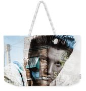 Elvis Presley Sun Studio Collection Weekender Tote Bag