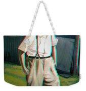 Elwood - 2d-3d Anaglyph Conversion Weekender Tote Bag