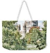 Ely Cathedral Weekender Tote Bag