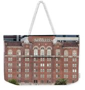Embarcadero Ymca Building In San Francisco, California Weekender Tote Bag