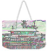 Embarking Weekender Tote Bag
