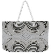 Embellishment In Concrete  4 Weekender Tote Bag