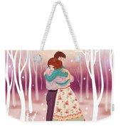 Embrace Weekender Tote Bag