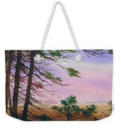 Embrace Of Dawn Weekender Tote Bag
