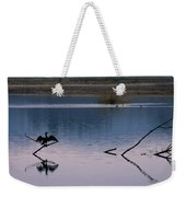 Embrace The Evening Weekender Tote Bag