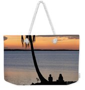 Embracing The Moment Weekender Tote Bag