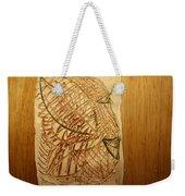 Emerald - Tile Weekender Tote Bag