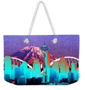 Emerald City Diamonds Weekender Tote Bag