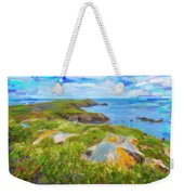 Emerald Coast Weekender Tote Bag