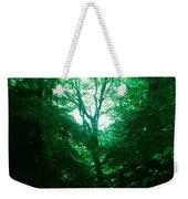 Emerald Glade Weekender Tote Bag