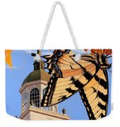 Emergence Of The Butterfly Weekender Tote Bag