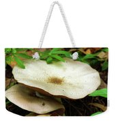 Emerging From The Undergrowth Weekender Tote Bag
