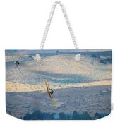 Emerging From The Valley Of Speed 5 X 7 Aspect Weekender Tote Bag