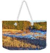 Emerging Marsh Weekender Tote Bag