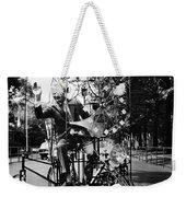 Emett: Lunacycle, 1970 Weekender Tote Bag by Granger