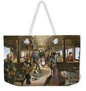 Emigrant Coach Car, 1886 Weekender Tote Bag