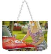 Emily #2 Royal Holden Weekender Tote Bag