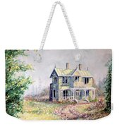 Emily Carr's Birthplace Weekender Tote Bag