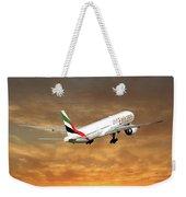 Emirates Boeing 777-36n 2 Weekender Tote Bag