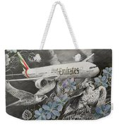 Emirates Weekender Tote Bag