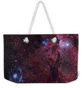 Emission Nebula Ngc 6188 Star Formation Weekender Tote Bag