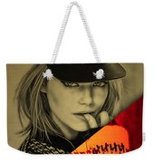 Emma Stone Collection Weekender Tote Bag