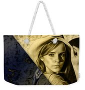 Emma Watson Collection Weekender Tote Bag