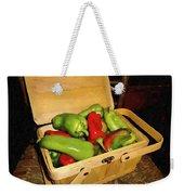 Emmy's Peppers Weekender Tote Bag