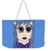 Emo Girl I Weekender Tote Bag