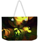 Emotion In Light Abstract Weekender Tote Bag