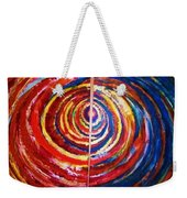 Emotional Whirl Weekender Tote Bag
