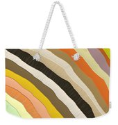 Emotive Pattern Weekender Tote Bag