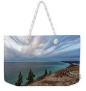 Empire Bluffs 5 Weekender Tote Bag