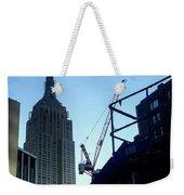 Empire Weekender Tote Bag
