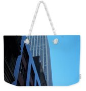 Empire State 1 Weekender Tote Bag