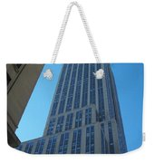 Empire State 2 Weekender Tote Bag