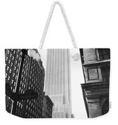 Empire State Building, 1931 Weekender Tote Bag