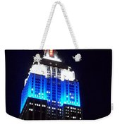 Empire State  Weekender Tote Bag
