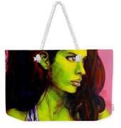Empress At Rest Weekender Tote Bag