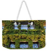 Empress Hotel Windows Weekender Tote Bag