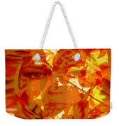 Empress Of The Sun Weekender Tote Bag