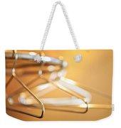 Empty Hangers Weekender Tote Bag