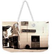 Empty Jewel Weekender Tote Bag
