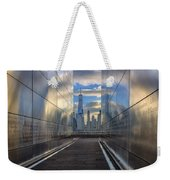 Empty Sky Memorial Weekender Tote Bag