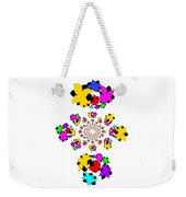 Emty Pretty Flowers Weekender Tote Bag